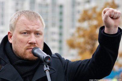 Арестован организатор «Русских маршей»