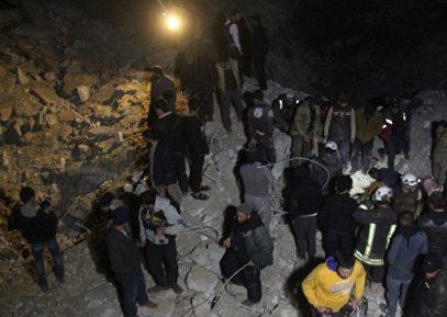 Стало известно, кто нанес кровавый удар по мечети в Алеппо