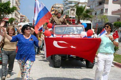Власти Турции пошли на беспрецедентные меры ради «Бессмертного полка»