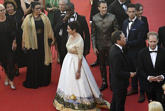 Платье раздора. Израильский министр спровоцировала громкий скандал в Каннах