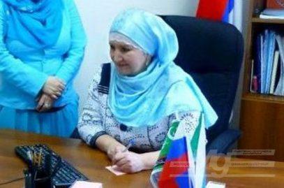 В России женщина стала владелицей мечети