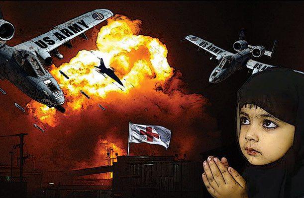 Пентагон озвучил парадоксальные данные о гражданских жертвах в Ираке и Сирии