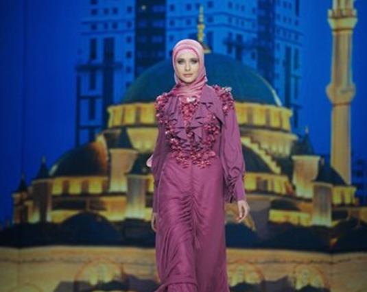 Мусульманская мода завоевывает подиумы