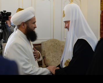 Глава РПЦ похвалил киргизов за доброжелательность к православным и предложил вместе бороться с терроризмом
