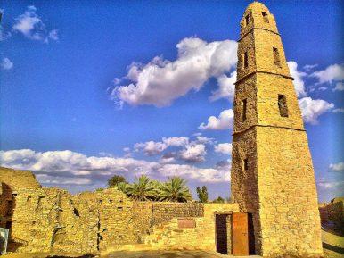 Древняя мечеть времени халифа Умара (ФОТО)