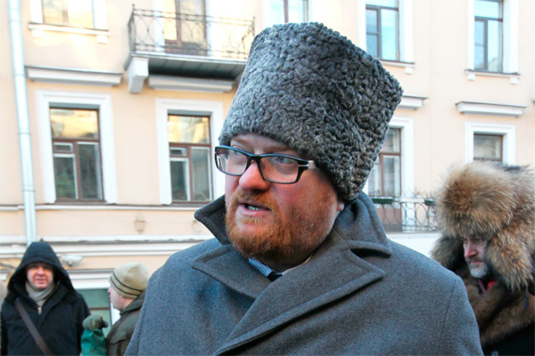 Виталий Милонов объявил о выходе из ислама представителя ООН