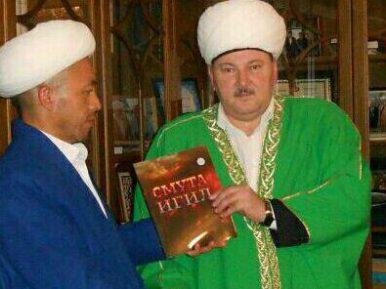 Десант имамов Узбекистана высадился в Санкт-Петербурге