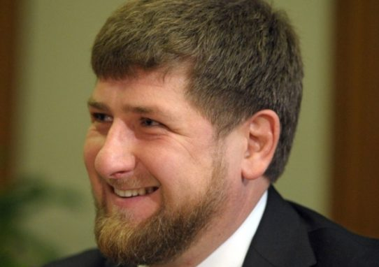 Кадыров удостоен почетной награды