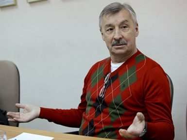 Рафаэль Хакимов поддержал Рустама Батрова