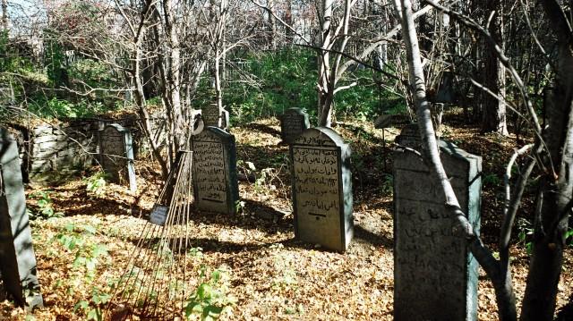 Историческое кладбище Екатеринбурга