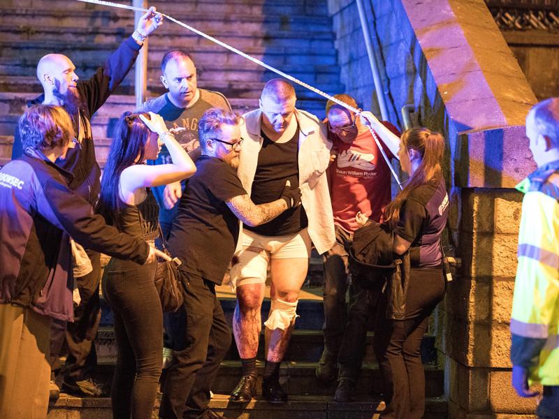 Исполнителем теракта на концерте в Манчестере стал смертник