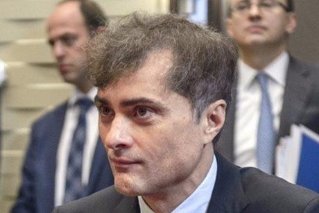 Сурков опроверг слухи оего самочувствии