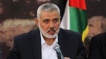 Палестинцы избрали нового лидера ХАМАС