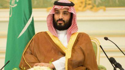 Саудовский принц прибыл на переговоры с Путиным