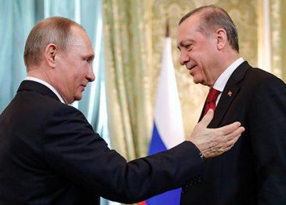 Россия начала решать животрепещущий для Турции вопрос