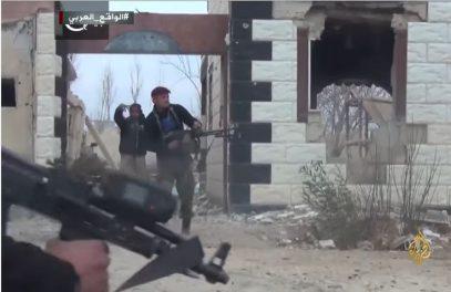 «Армия ислама» вступила в бой с «Аль-Каидой» под Дамаском (ВИДЕО)