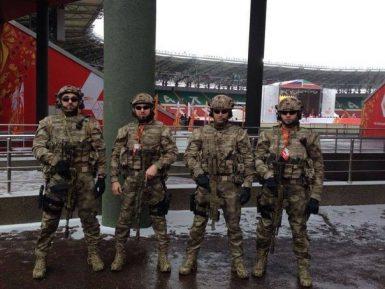 Кремль создал элитные мусульманские войска для выполнения важных боевых задач