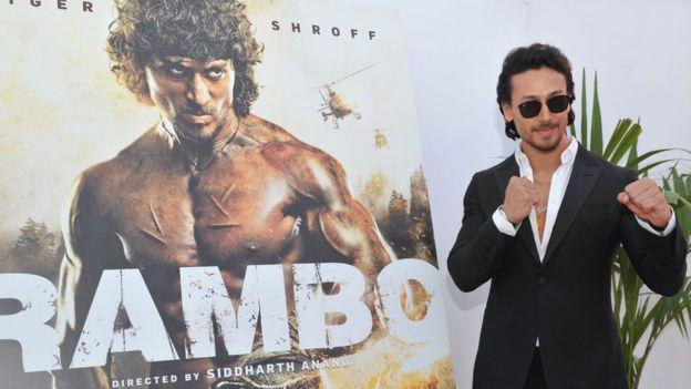 «Рэмбо из Болливуда»  – в главной роли этномусульманин