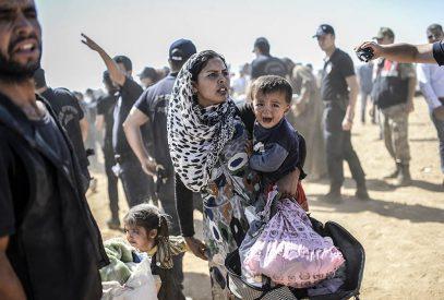 Боевики ИГИЛ рассправились с десятками беженцев