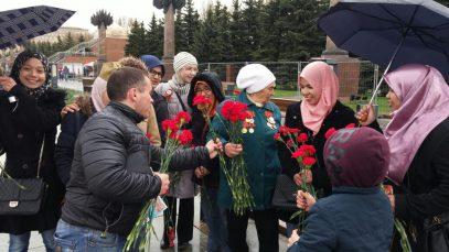 День Победы объединил мусульман России