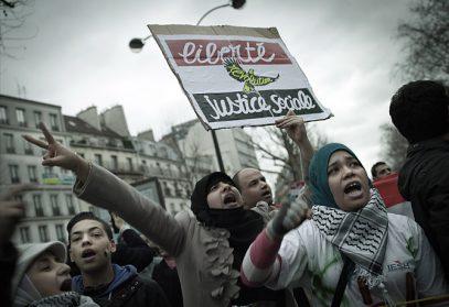 Мусульмане и иудеи Франции отреагировали на победу Макрона