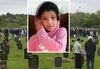 Гибель 10-летней Евы потрясла британских мусульман