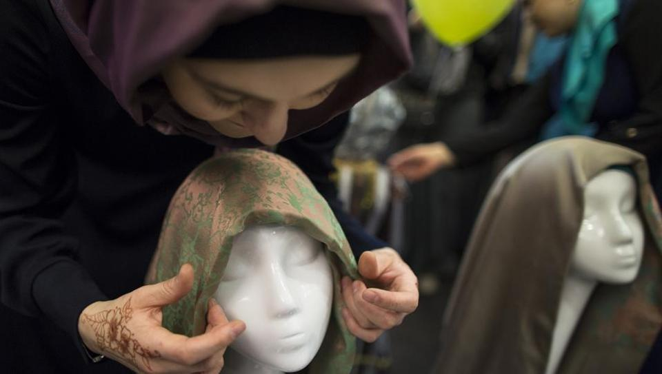 Хиджаб не имеет одного фасона