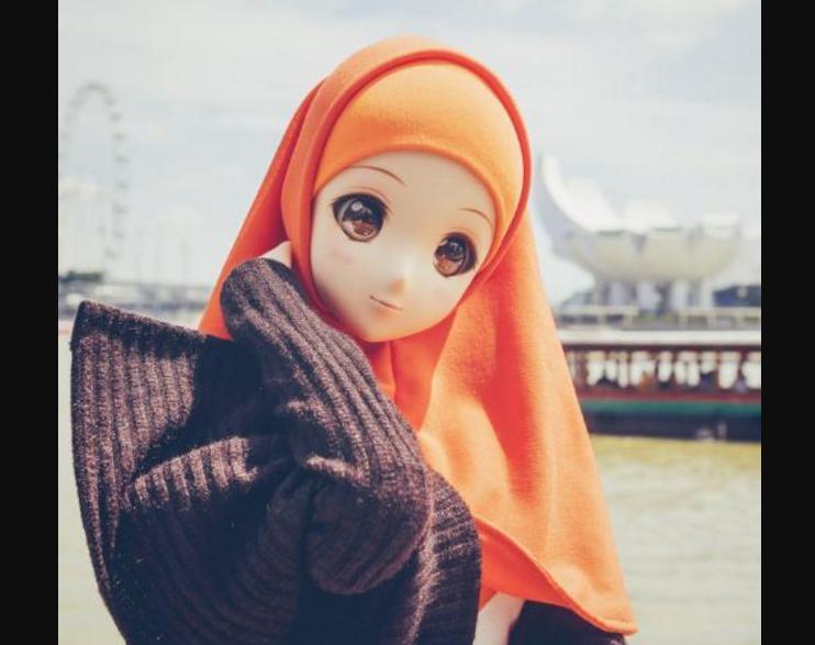 Хиджаб спасает Барби от вымирания