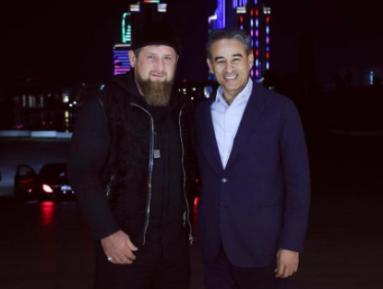 Наследный принц Абу-Даби откомандировал главу Emaar в Чечню с важной миссией