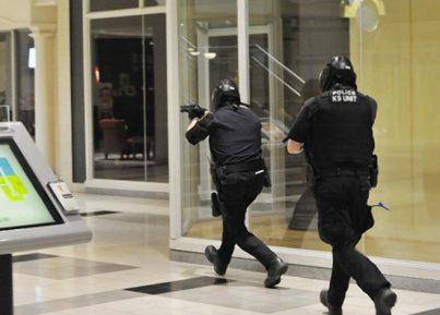 Воинствующий исламофоб устроил резню в поезде, есть жертвы