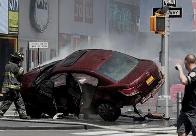 Псих или террорист? Стали известны подробности наезда на толпу в Нью-Йорке