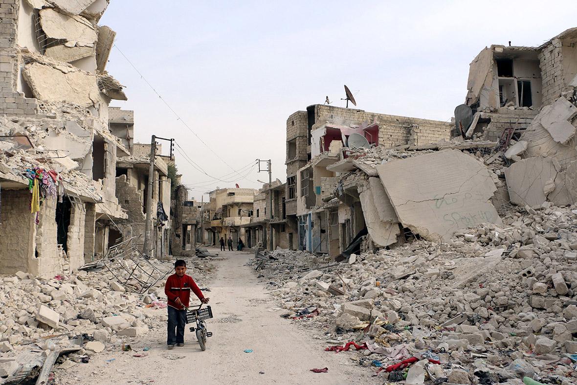 Сирийская действительность