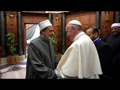 Папа Римский признал веру египетских мусульман «подлинной»