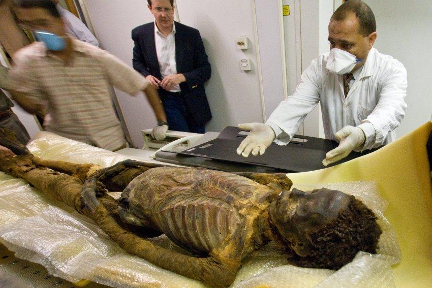 Откуда взялись коренные египтяне