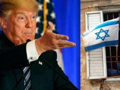 Трамп без церемоний заставил Нетаньяху вспомнить о правах палестинцев
