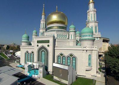 В Москве неизвестный устроил провокацию в преддверии Рамадана