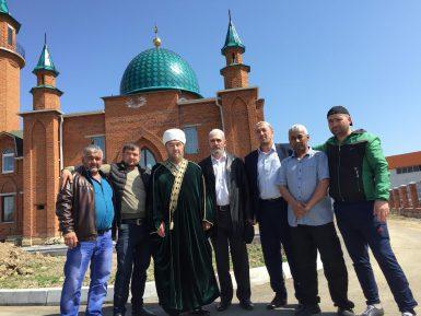 На Дальнем Востоке муфтий Аширов рассказал об ИГИЛ