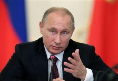 Путин назвал условие стабильности на Ближнем Востоке