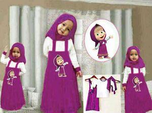 Хиджаб под Машу