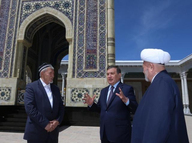 «Религиозная» амнистия в Узбекистане все же состоится