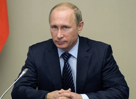 Путин ответил на вопрос о слежке спецслужб за мусульманами в России