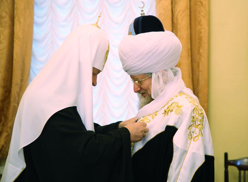 Не «элитные» мусульмане