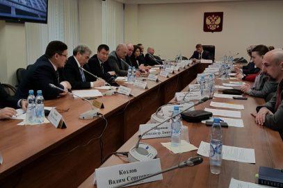 В Госдуме обсудили вопросы исламских финансов
