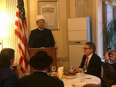 Генконсул США провел ифтар в Санкт-Петербурге