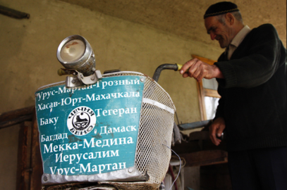 Велосипедный хадж из России набирает популярность