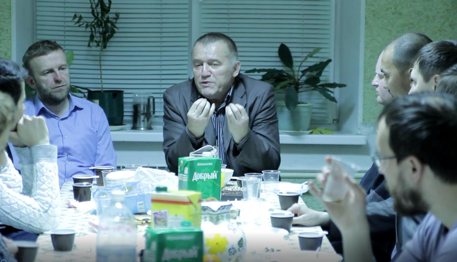 В Москве прошел интеллектуальный ифтар (ВИДЕО)