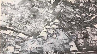 ИГИЛ взорвало мечеть XII века (ВИДЕО)