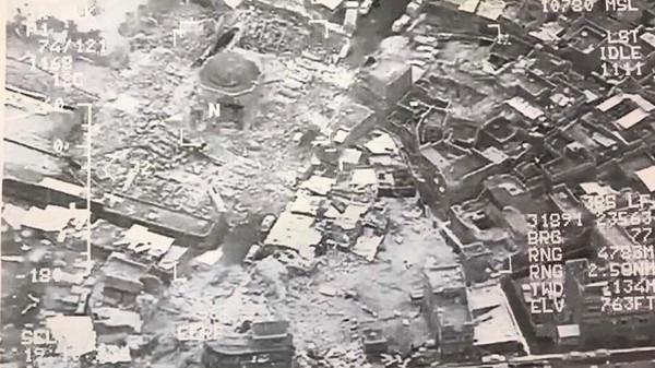 «Сокровище Ирака»: Боевики ИГИЛ взорвали главную мечеть Мосула XII 100-летия