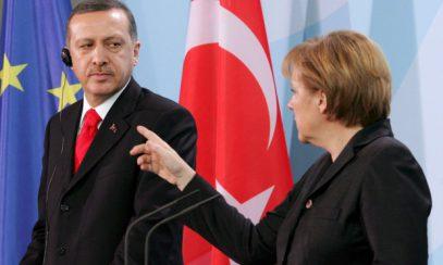 Власти Германии нашли способ «уколоть» Эрдогана