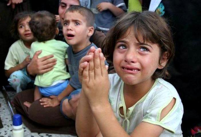ЮНИСЕФ: исламские террористы изэкстремистской группировки массово убивают детей вМосуле